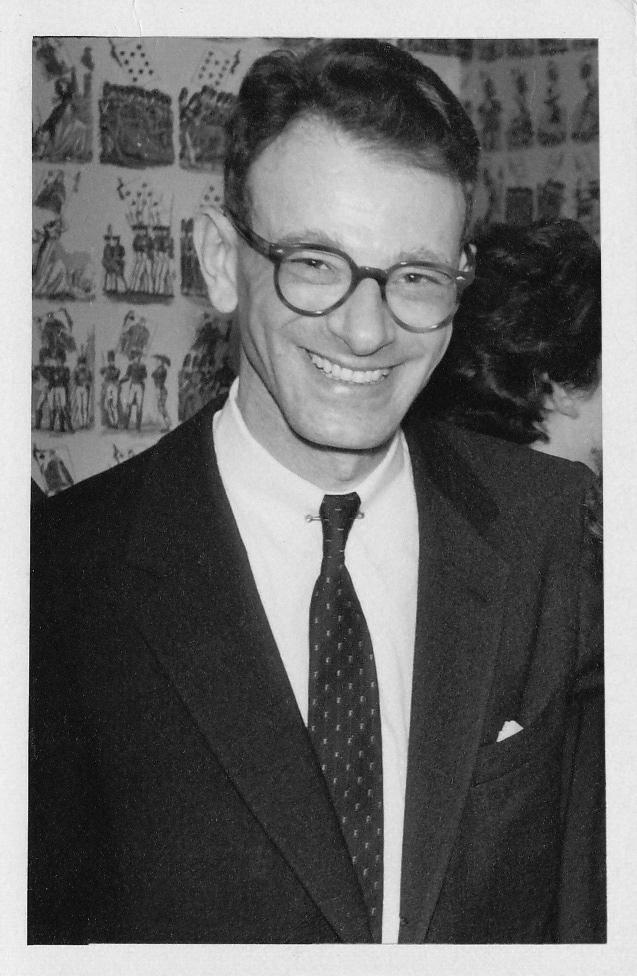 Leonard in 1956