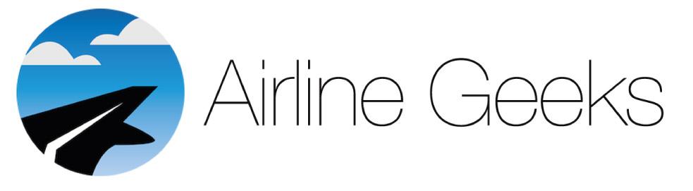 Airline Geeks Logo 2013–2015
