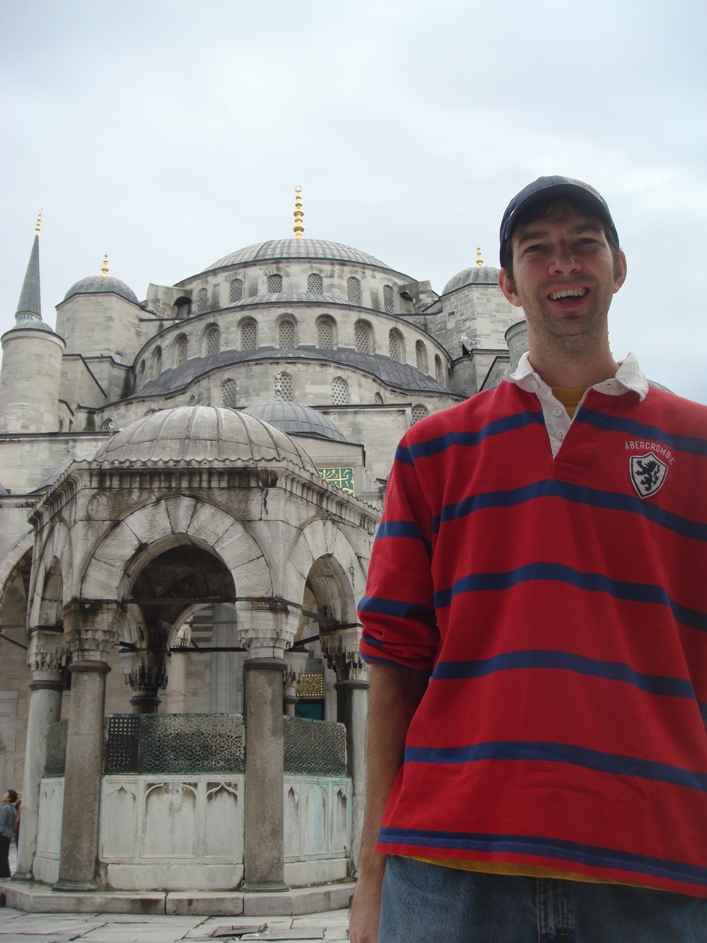 I have been lucky enough to visit Istanbul a couple of times in the past few years. It's awesome.