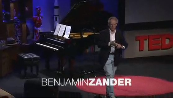 Click through to Ben Zander's awesome TED talk about classical music.