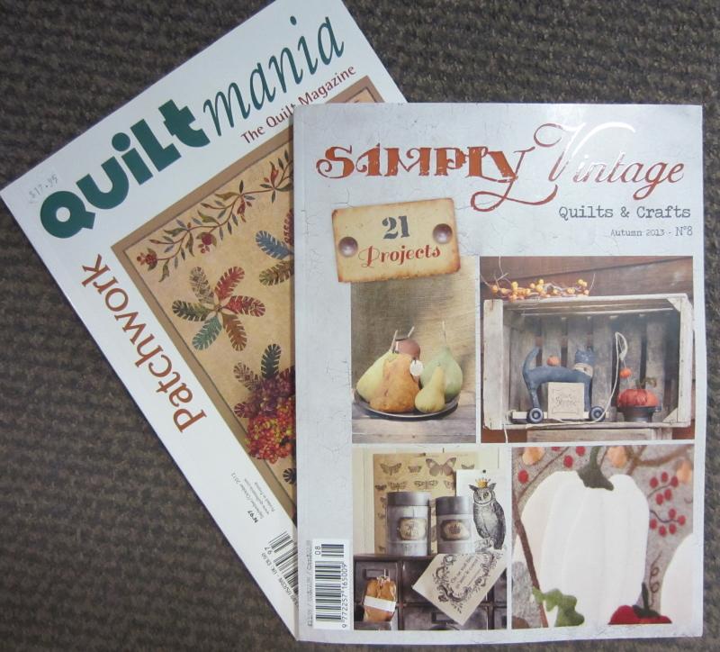 Quiltmania Simply Vintage.JPG