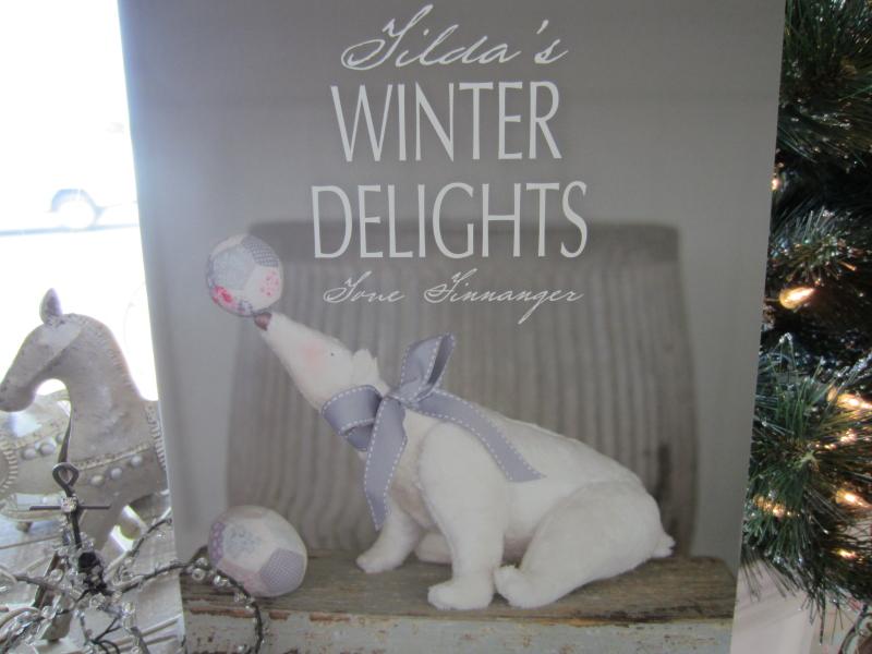 tilda 39 s winter delights hettie 39 s patch. Black Bedroom Furniture Sets. Home Design Ideas