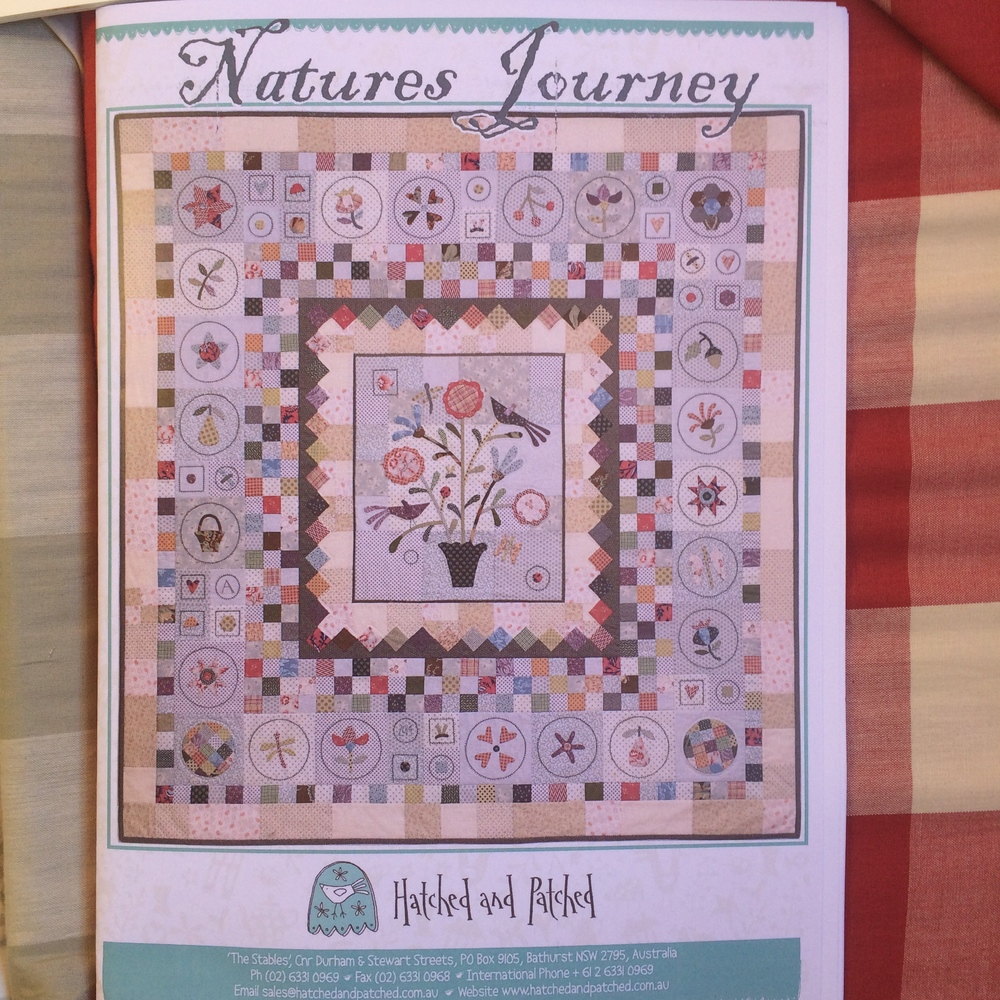 'Natures Journey' by Hatched and Patched