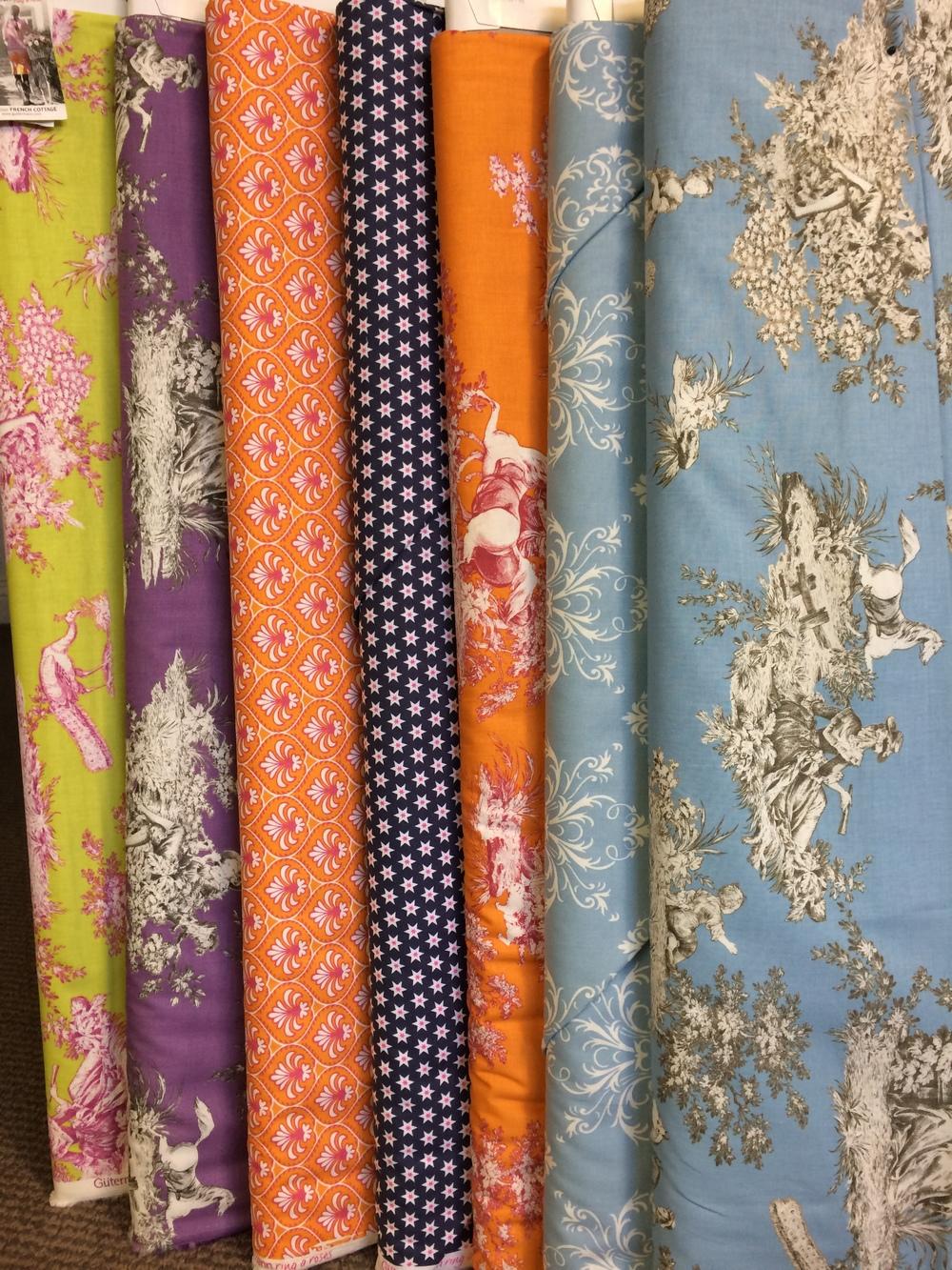 Gütermann fabrics