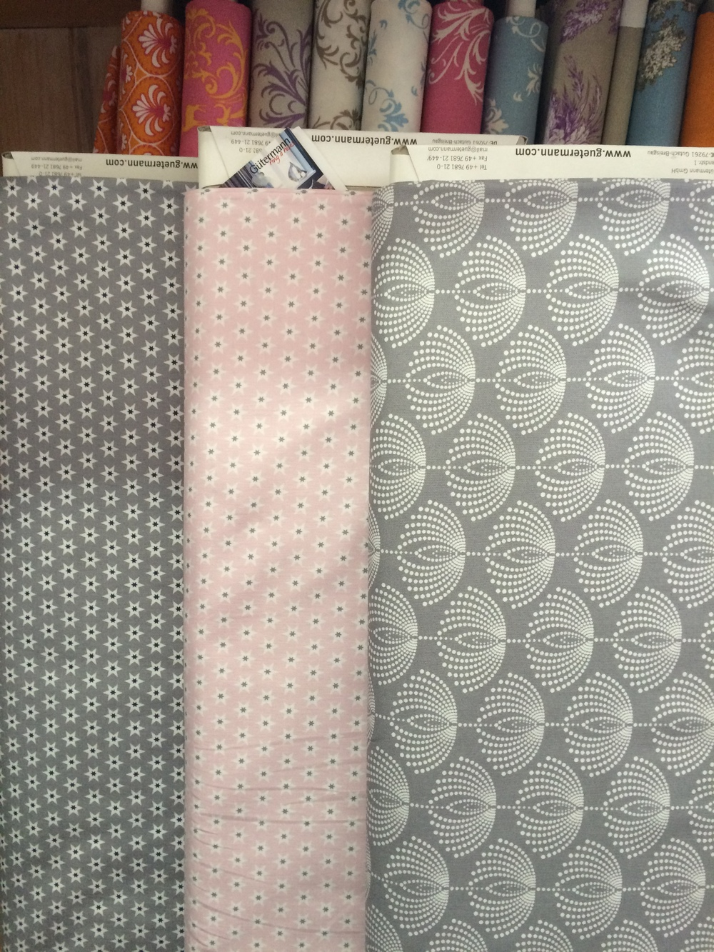 gutermann fabric