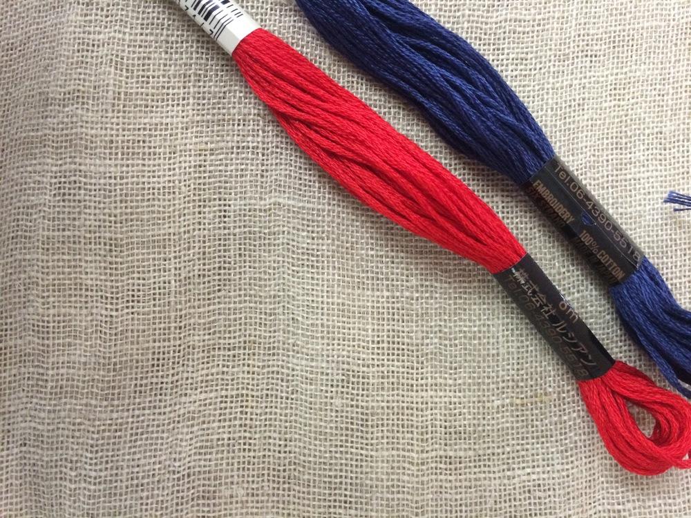 loose weave linen