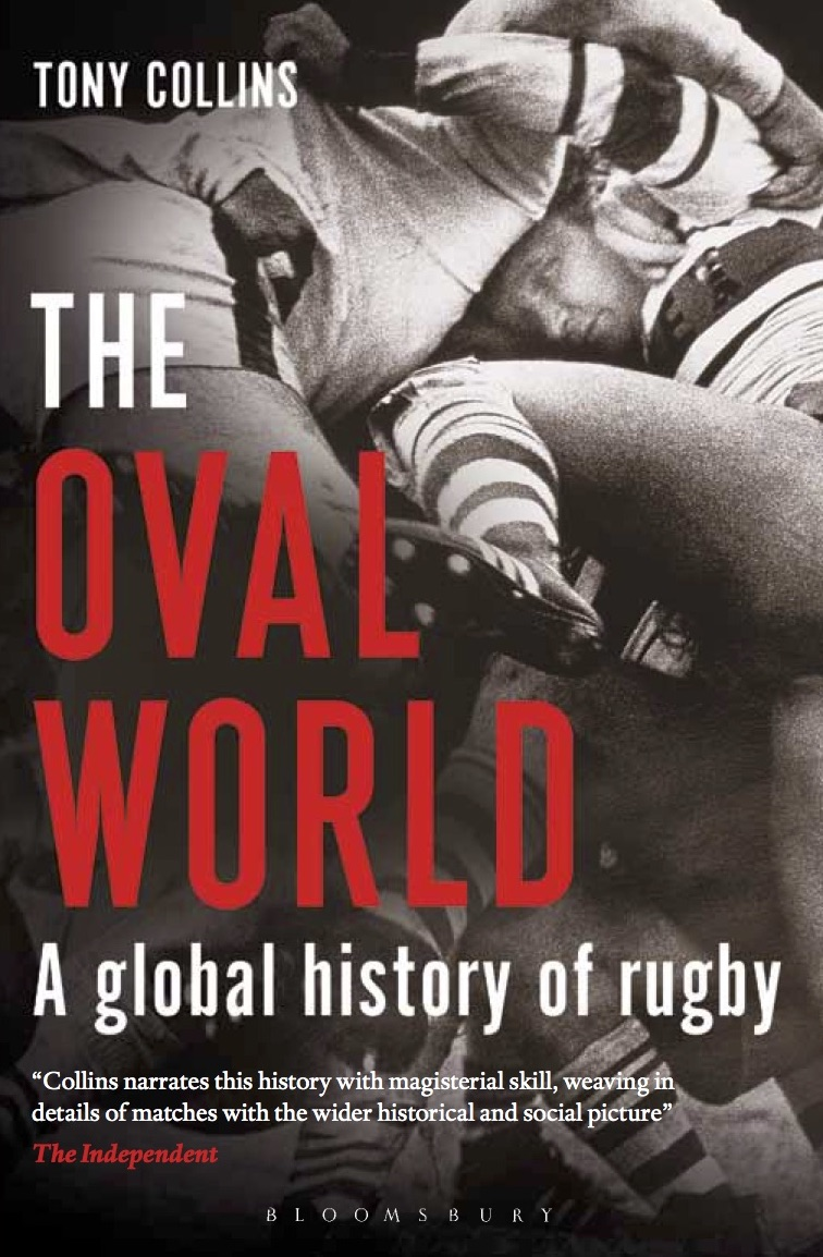 The Oval World cover