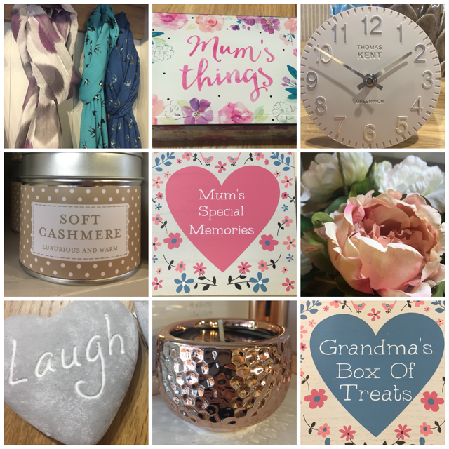 We have a wonderful array of gifts perfect for that special person. From candles, jewellery, scarves and so much more.