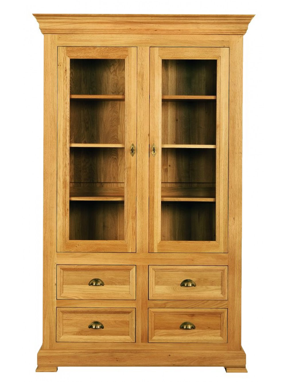 Two Door Four Drawer Cabinet 511310