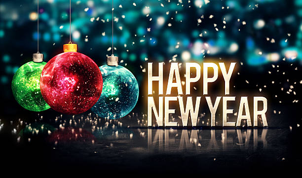 Happy New Year To All Our Customers!