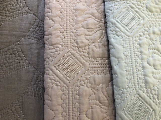 Double Victorian Quilt OXV002