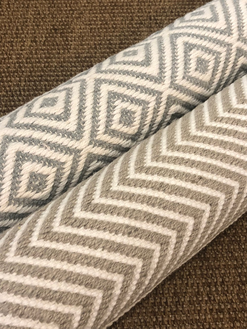 Woven Recycled Rug RSD002