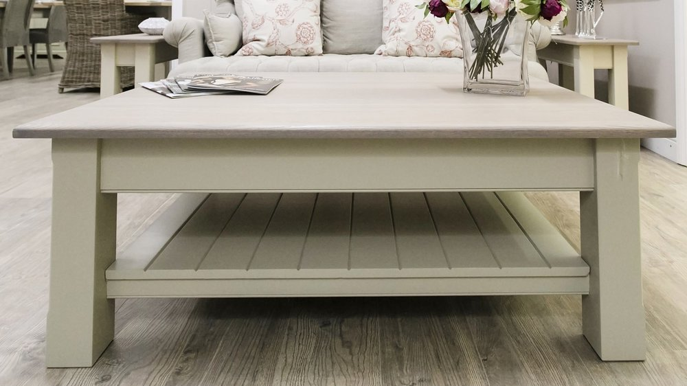 Rectangular Coffee Table CHAT247