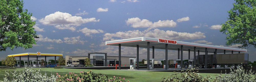 Visit our newest travel plaza and Shell station in North Jackson, OH at I-76 & Bailey Road   12700 Leonard Parkway, North Jackson, Ohio 44451   Onsite Amenities:  Diesel, Shell Gas, DEF, Burger King, showers, convenience store, beer and wine, WIFI, certified truck scale.  Telephone: 330.538.7030 Fax:  330.538.7173