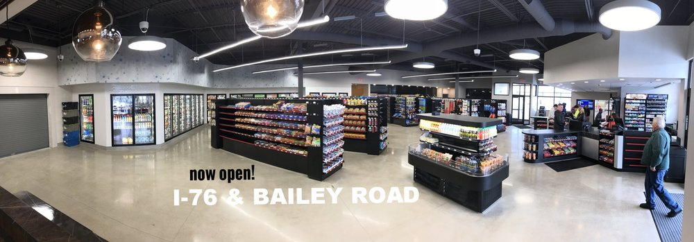 TRUCK WORLD BAILEY ROAD NOW OPEN
