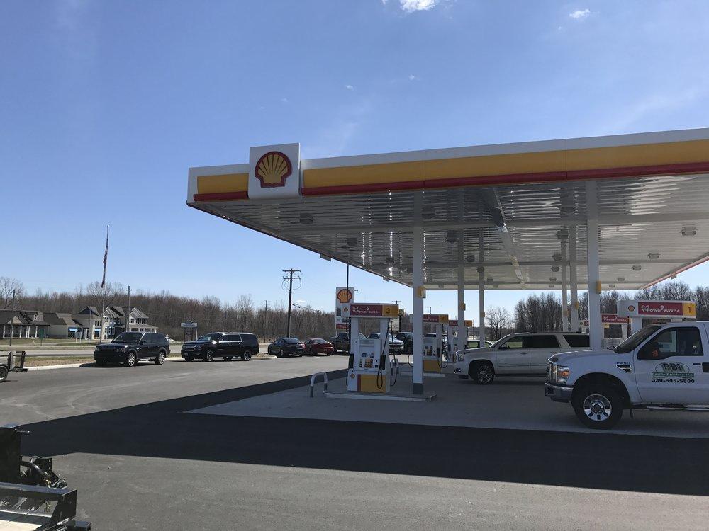 Truck World Shell Station