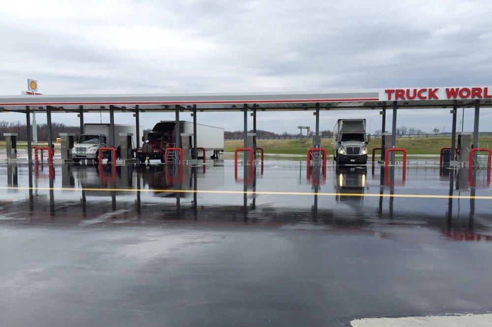 Truck World in North Jackson