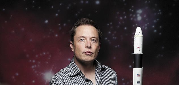 Elon Musk - Pioneer