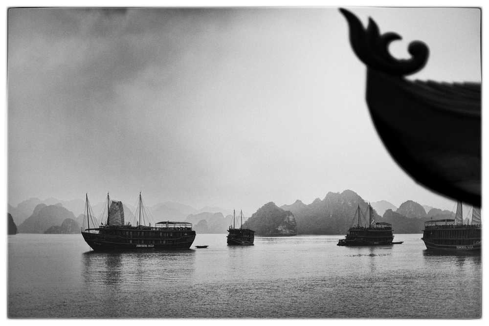 Hạ Long Bay, Vietnam by Joseph Linaschke