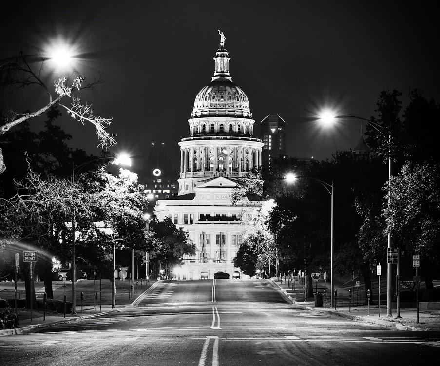 Texas State Capitol - Austin, TX  by Jimmy Denham