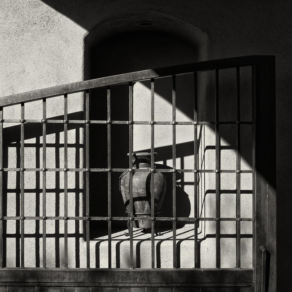 Imprisoned Urn by Jeff Morley