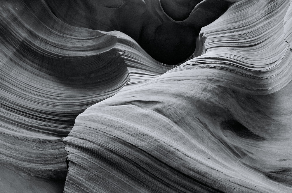 Antelope Canyon by Don Truett