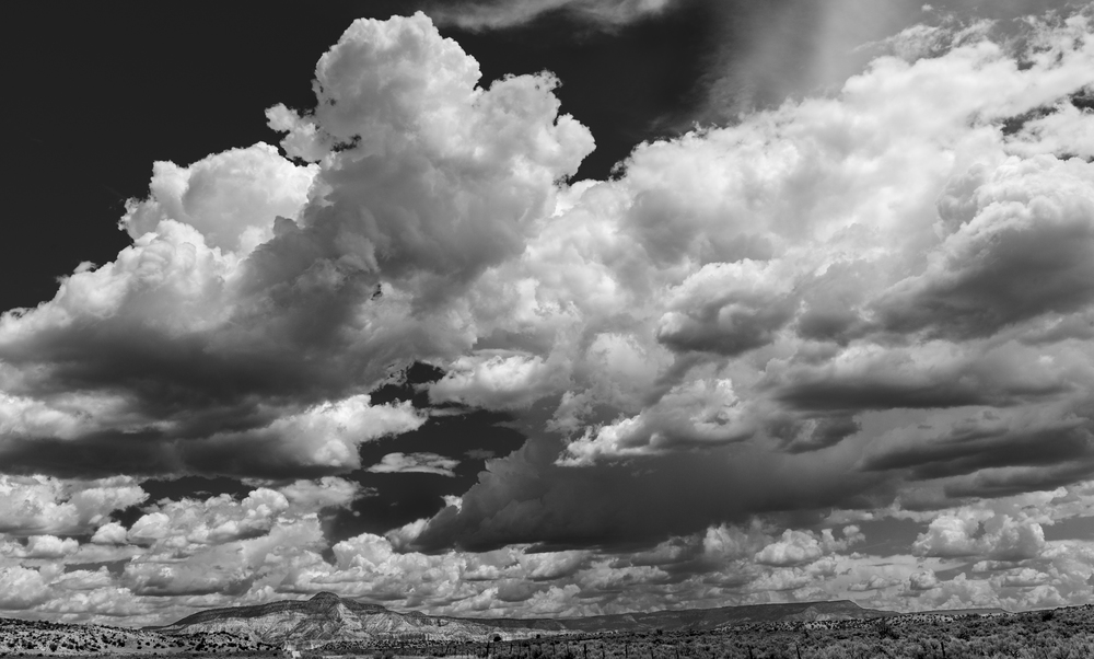 Northern New Mexico Sky by Steve Gandy