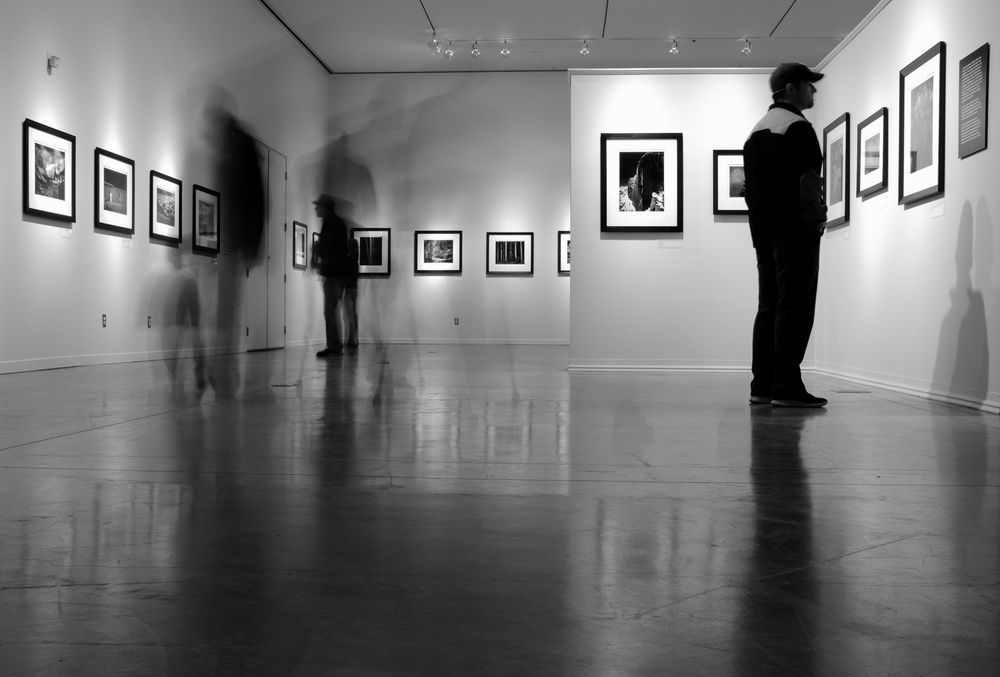 The Ansel Adams: Masterworks exhibit at Turtle Bay Exploration Park in Redding, CA by Joseph Linaschke