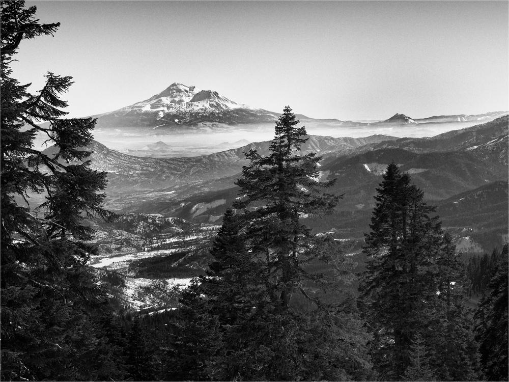 Mt. Shasta, as Seen from Mt. Ashlandby Joseph Linaschke