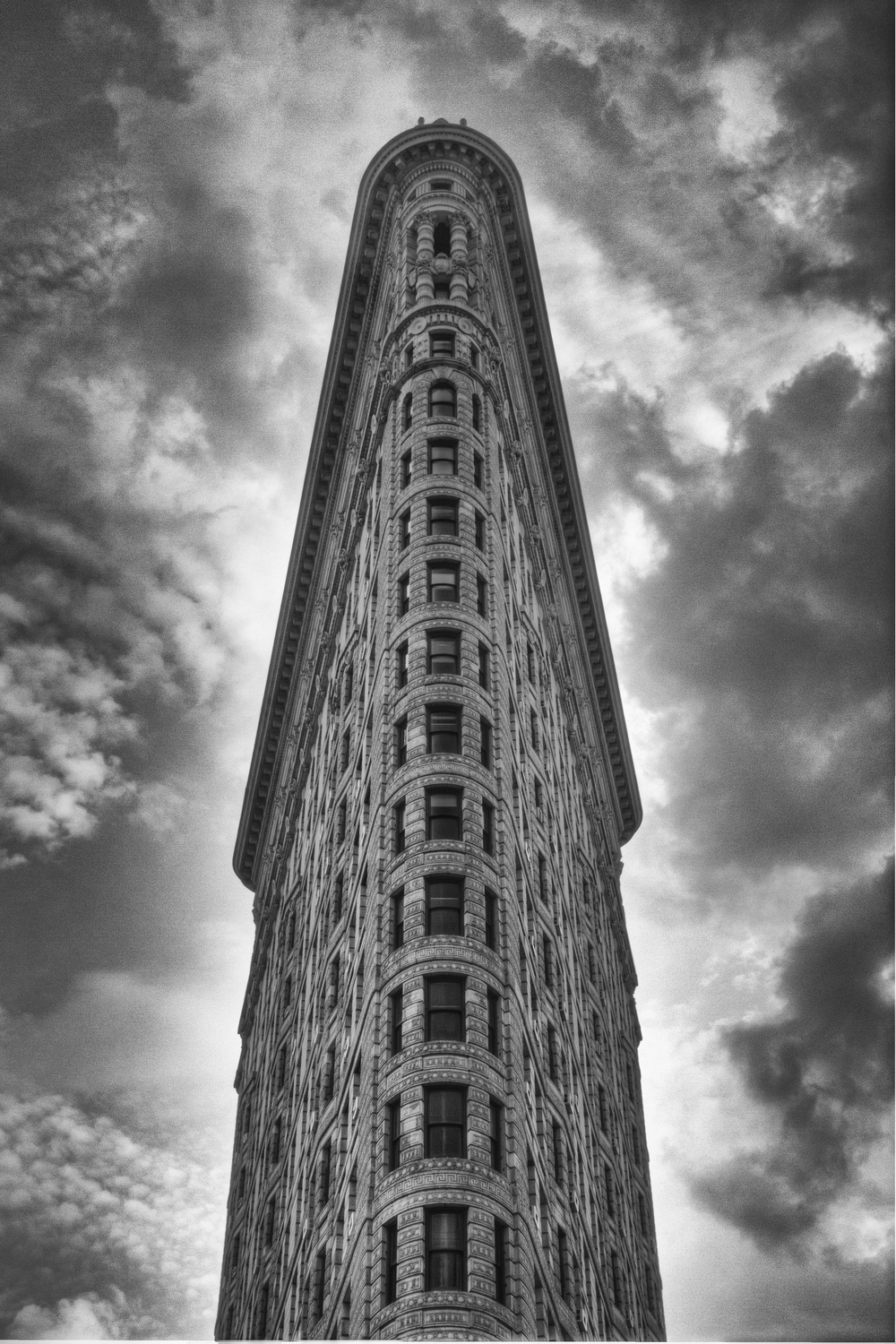 The Flatiron Building by Shaun Nelson