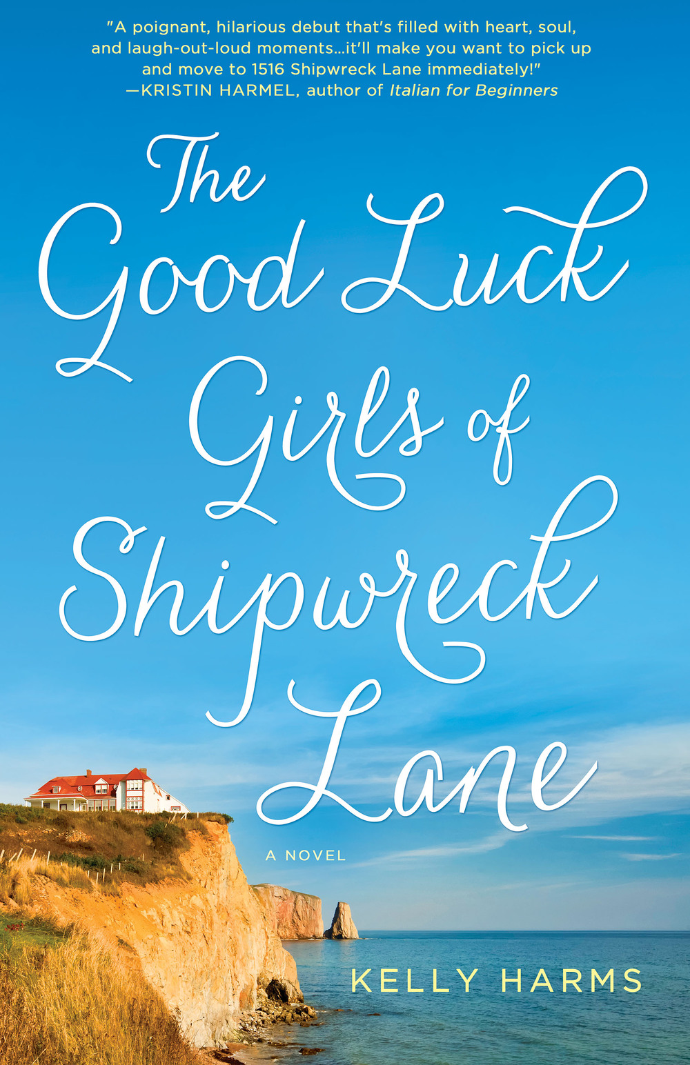 Good Luck Girls of Shipwreck Lane Cover