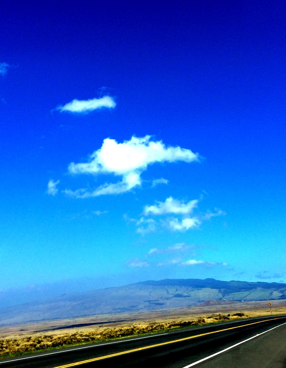 Kohala Mountain from Hwy 190