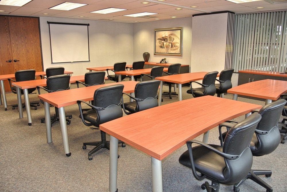 Meeting Room - Classroom Configuration