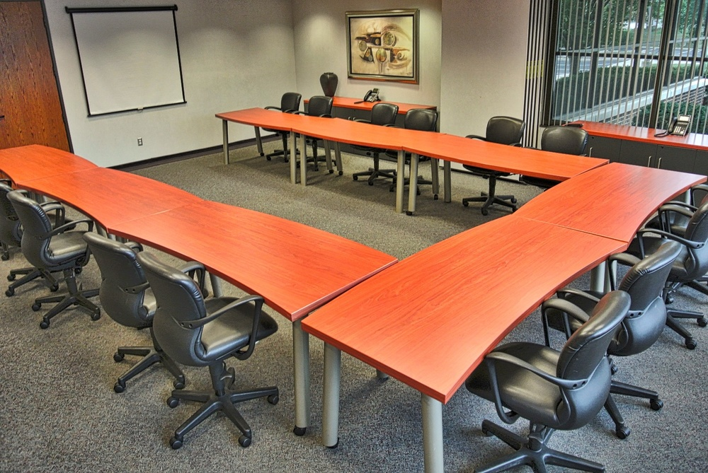 Meeting Room - U-Shaped Configuration