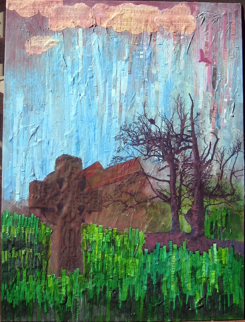 Celtic Churchyard