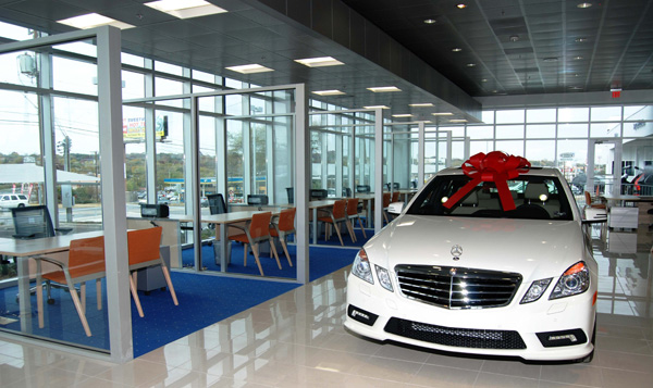 Auto dealership design projects architects san antonio texas for Mercedes benz service san antonio