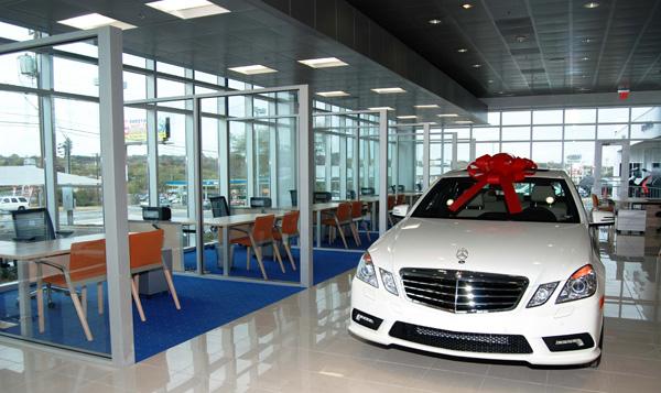 Auto dealership design projects architects san antonio texas for Mercedes benz service san antonio