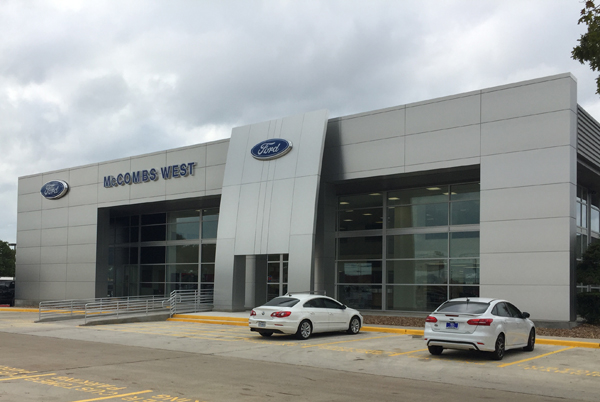 Auto dealership design projects architects san antonio texas for Deal motors clinton hwy