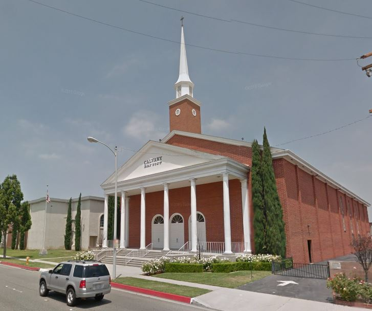 Calvary Baptist Church, 14722 Clark Ave, Bellflower, CA