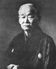 Kanō Jigorō (the founder of judo)