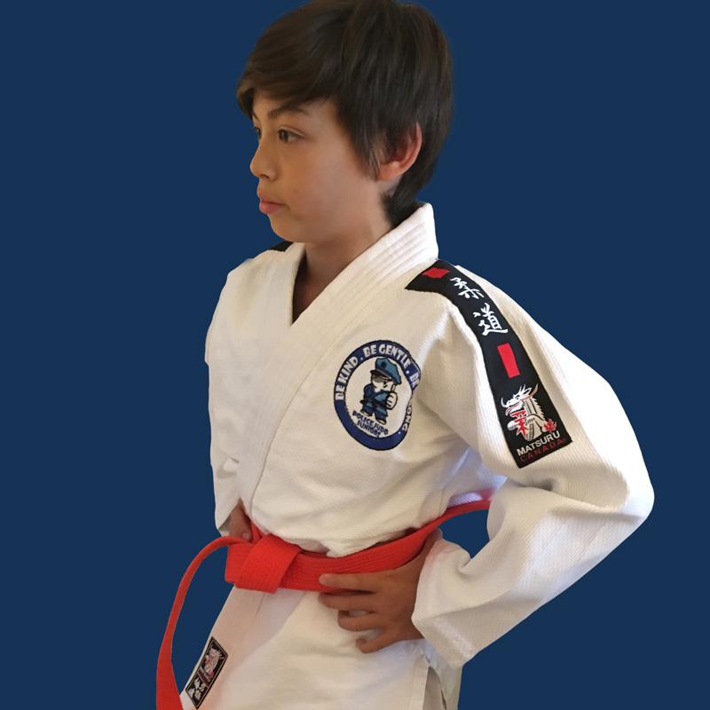 Police Judo Gi (junior)