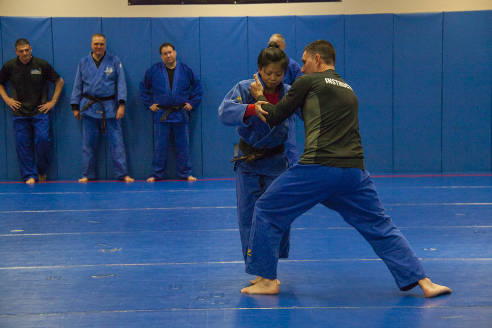 Brian and Chin-I May 2018 Police Judo Clinic.jpg