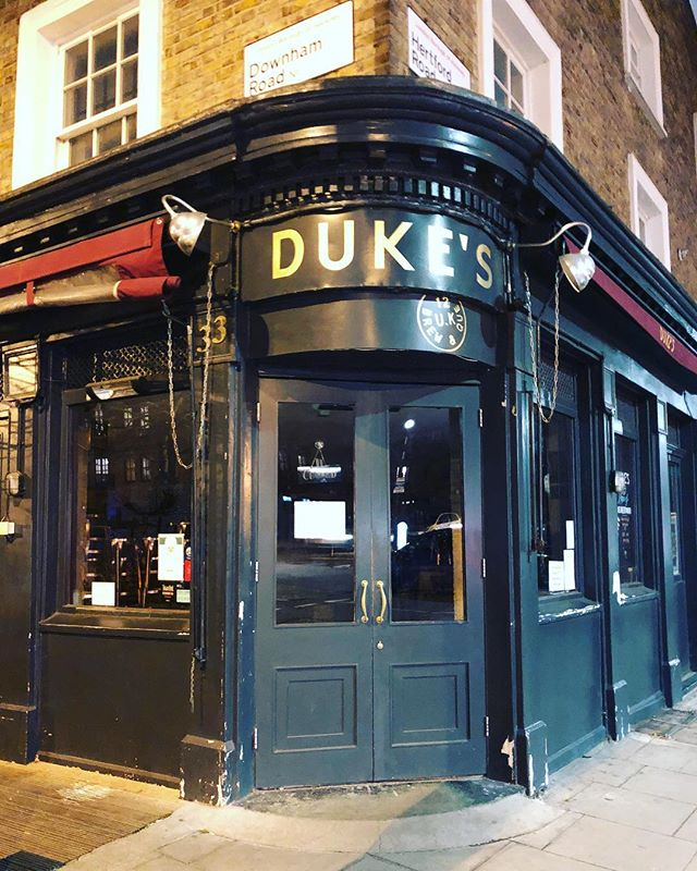 End of an era. Dukes had closed!