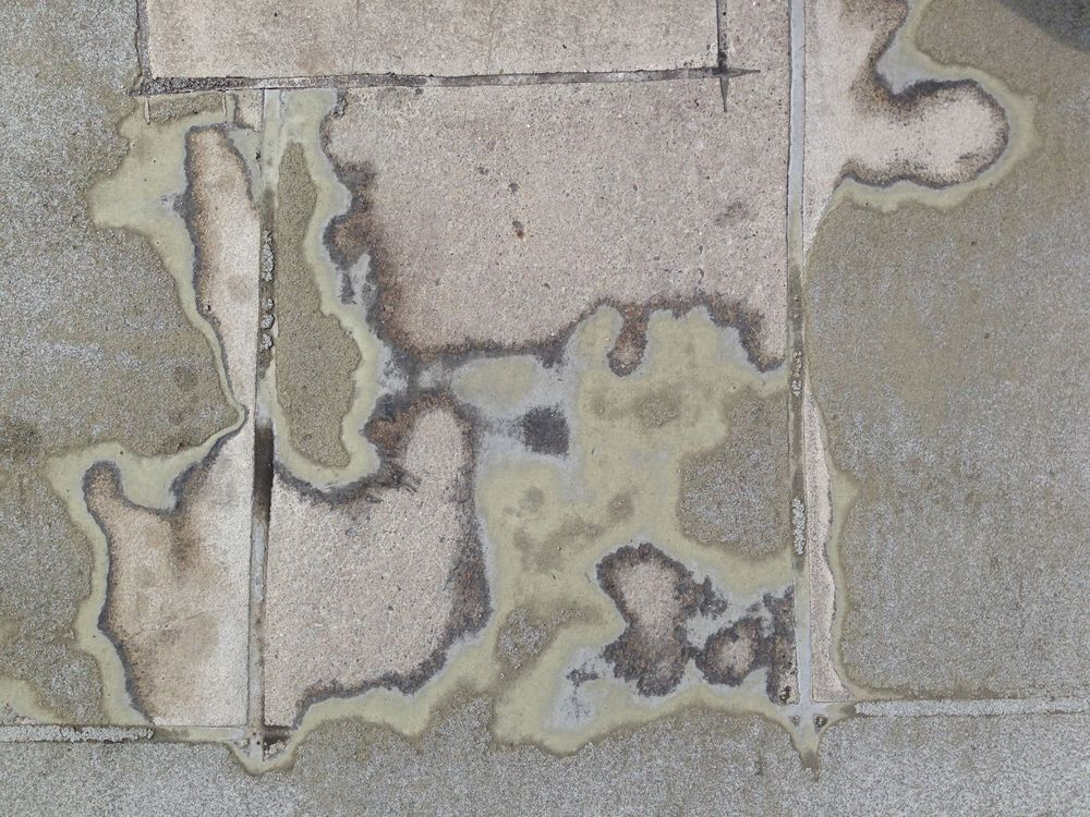 A new addition to the Repairs series, where I collect images of marks that are the result of repair work.