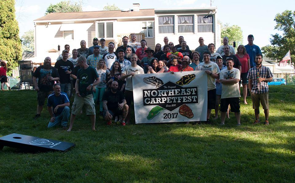 2017 NE Carpetfest