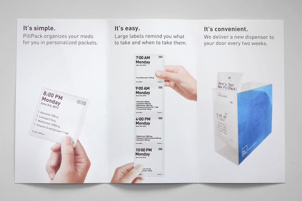 pillpack identity  u2014 gestalt design