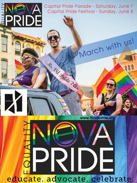 March With Nova Pride In The 2014 Capital Pride Parade Nova Pride