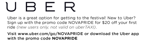 Uber is the Premier App Based Transportation Method of the First Annual Northern Virginia Pride Festival