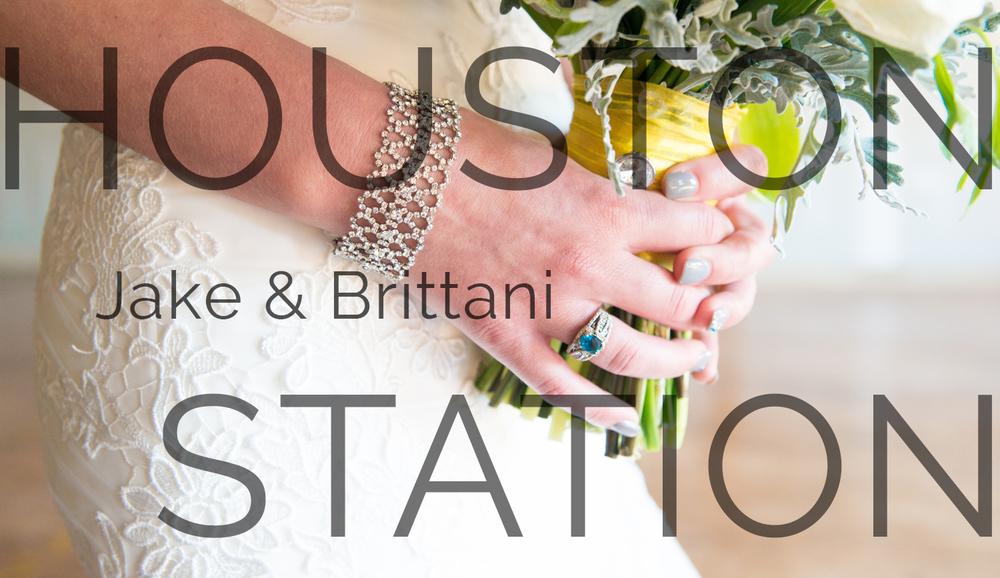 Nashville wedding at houston station