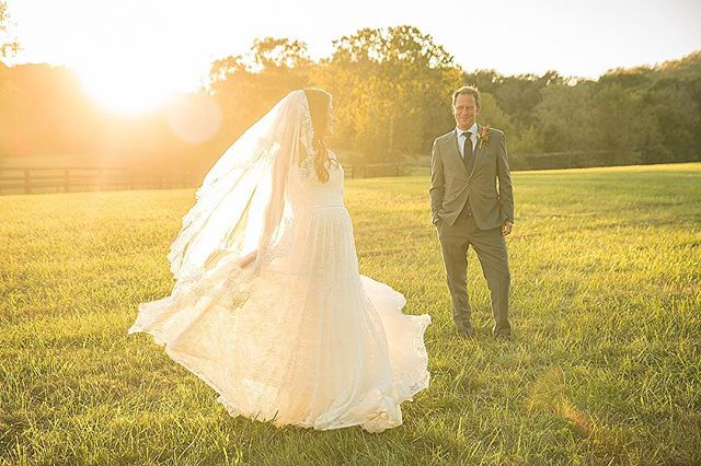 Eric and Danielle's wedding was so magical #weddingdress #nashvilleweddingphotographer #weddingday #nashville #photographer #southernwedding #wedding